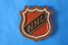 NHL Magnet Walnut Wood sign Home Made American Made