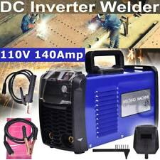 110V Welding Machine 140AMP MMA-250 DC Inverter Portable Digital Stick Welder US