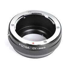 Contax C/Y CY Lens to micro M43 4/3 Adapter Ring GH5 GH4 GH3 GF9 GF8 EPL9 EM10II