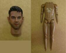 """1/6 DAM Toys Navy Seal Reconteam Corpsman Head Sculpt + Bare Body 93008 12"""""""