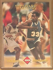 1996 Collector's Edge STEPHON MARBURY / DAVID THOMPSON Time Warp Holofoil /2500