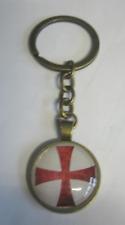 Schlüsselanhänger Templerkreuz Tempelritter Keychain Knights Templar