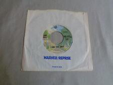 """Larry Groce - Junk Food Junkie - WB 7"""" vinyl 45 - 1975 - VG+"""