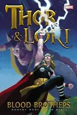Thor and Loki : Blood Brothers by Rob Rodi (2011, Hardcover / Hardcover)