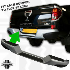 Rear step bumper for L200 Mitsubishi barbarian double cab Titan warrior bar