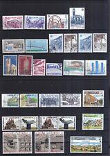 Europa CEPT gestempelt Jahrgang 1987 Moderne Architektur siehe Bilder