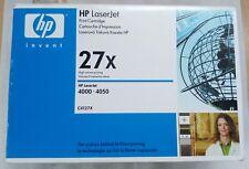 ✅HP LaserJet 4000-4050 27X / C4127X Cartouche d'Impression noir - originale