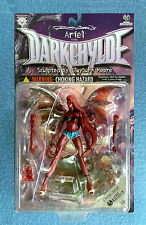 "ARIEL CHYLDE DARKCHYLDE 6"" CHASE FIGURE CLAYBURN MOORE ACTION COLLECTIBLES 1999"