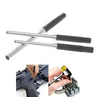 13pcs Round Head Pins Punch Set Hollow End Starter Roll Pin Punch Tools Kit #VIC
