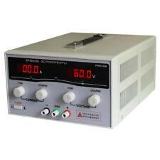Fuente de alimentación DC de conmutación variable Pantalla Digital Doble Ajustable Para Laboratorio