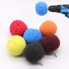 1Pc Metal polishing tool attaches to drill power ball sponge polishing ballA_ex