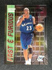 Michael Jordan 2002-03 Topps Chrome Fast & Furious #FF05 Washington Wizards
