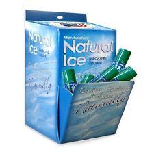 Mentholatum Natural Ice Lip Balm Original SPF 15, 1 Each (Packs of 48)