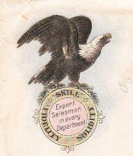 National Live Stock Commission Kansas City 1920 Precancel Cover & Letterhead 5z