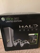 Microsoft Xbox 360 S Halo: Reach Limited Edition 250GB --BOX ONLY--