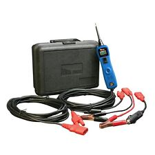 Power Probe III Circuit Tester & Voltmeter Kit w/ Case, Blue #PP319FTC-BLU
