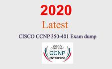 Cisco CCNP 350-401 dump latest questions (1 month update)