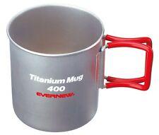 Evernew EBY267R Titanium Mug 400FH