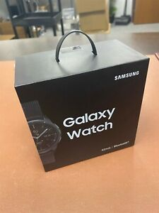 Samsung Galaxy Watch SM-R810 GPS Bluetooth WIFI 42mm Midnight Black NEW Sealed