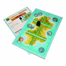 FRIDAY EXPANSION - BRAND NEW Carcassonne South Seas Südsee FREITAG Board Game