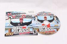 Nintendo Wii - Kevin VanDam: Big Bass Challenge - With Original Sleeve