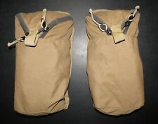 Lot of (2) Mystery Ranch REECE Sustainment Pouches - Coyote B