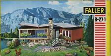 Faller H0 109271 B-271 Villa im Tessin in Retro-Verpackung #NEU in OVP##