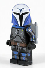 Lego Custom BO KATAN Mandalorian Minifigure -Full Body Custom Printed! CAC