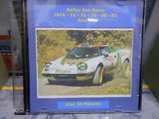 DVD Best of Rallye San Remo 1974 1975 1976 1979 - 1981 Stratos 64 Minuten RAR
