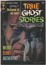 Ripley's Believe It or Not! Ghost Stories Comic Book #2 Gold Key 1966 VERY FINE-
