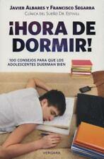 Hora de Dormir! by Javier Albares and Francisco Segarra (2016, Paperback)