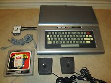Vintage Radio Shack TRS-80 Color Computer Model NO. 26-3004 With Game
