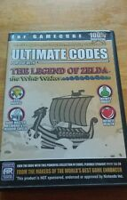 Ultimate Codes for The Legend of Zelda Wind Waker, Gamecube