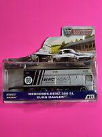 Hot Wheels Car Culture Team Transport Mercedes-Benz 300SL Euro Hauler - Missing