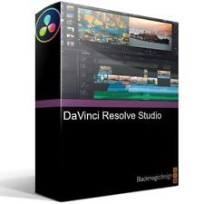 DaVinci Resolve Studio 16 For Windows Full 🔑Full Activation🔑instant Delivery📥
