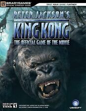 Peter Jackson's King Kong : The Official Game of the Movie by Peter Jackson and