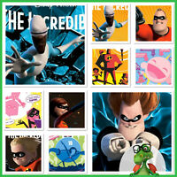 Topps Disney Collect - Incredibles Collection Full Master Set w/Awards * GDL