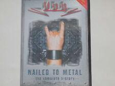 U.D.O. -Nailed to Metal- DVD