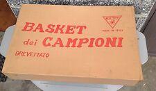 VNTG 70S Pre Console Dashboard Tin Toy Made In Italy Basket Dei Campioni VENTURA