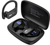 Occiam Bluetooth Headphones-True Wireless Earbuds 48Hrs Playtime Earphones TWS D