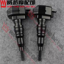 Engine Cover Frame Sliders Crash Protector For Yamaha MT-01 MT-03 MT-09 Black