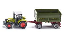 SIKU Tractor With 2 Axle Trailer Si1634