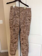 TAN FROG DESERT COMBAT PANT CRYE PRECISION  SWCC EOD LARGE LONG  NEW W/ O TAG