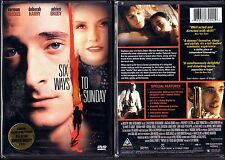 Six Ways to Sunday (2003, DVD ) NEW