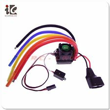 Rocket Brushless ESC 45A 2-3S Fit RC Model Car 1:10 Car 12 AWG Wire