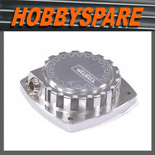 INTEGY T6857 ALLOY ENGINE COVER PULLSTART HOUSING SILVER KING MOTOR HPI BAJA 5B