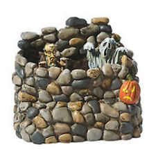 Department 56 Halloween Animated Haunted Wall accessory