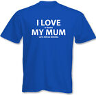 I Love It When My Mum Lets Me Go Boxing - Kids Childrens Boys Funny T-Shirt