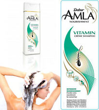 Dabur Amla Vitamin Crème Shampoo (für intensive Pflege) 200 ml