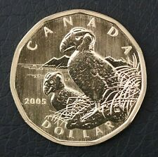 Uncirculated 2005 SPECIMEN RCM $1 Tufted Puffin